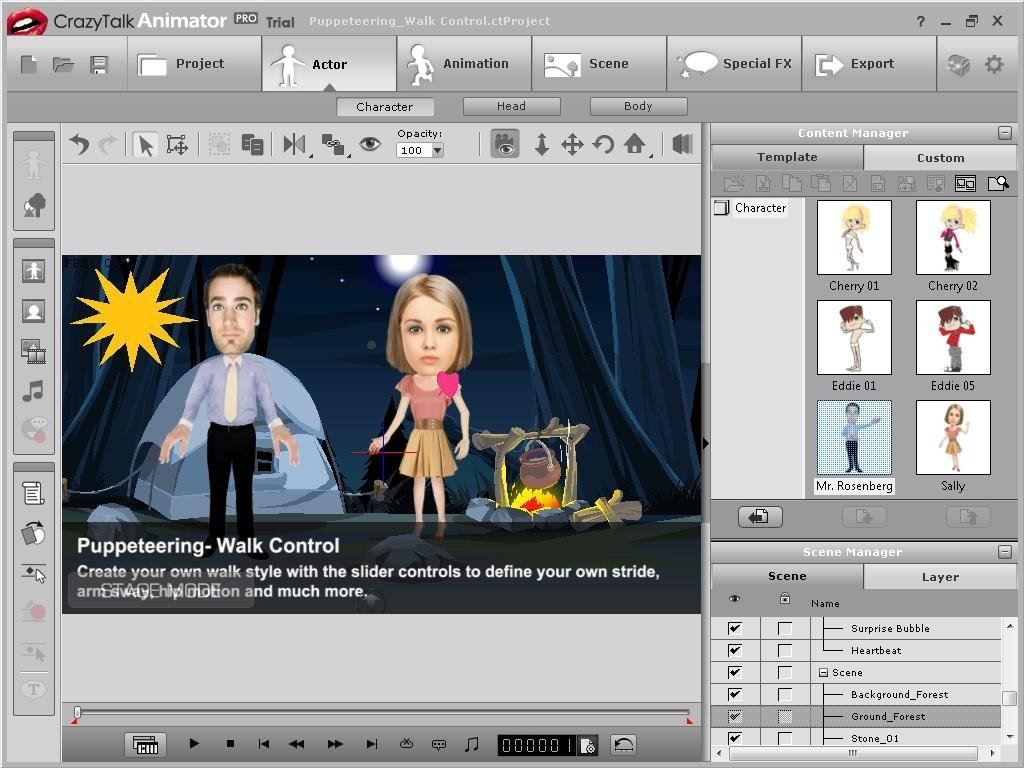 Crazy Talk Animator image 7