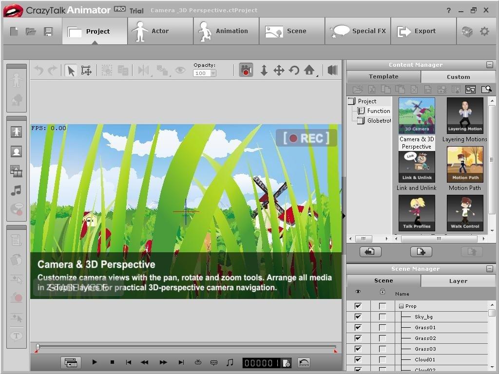 crazytalk animator 3 deutsch amazon