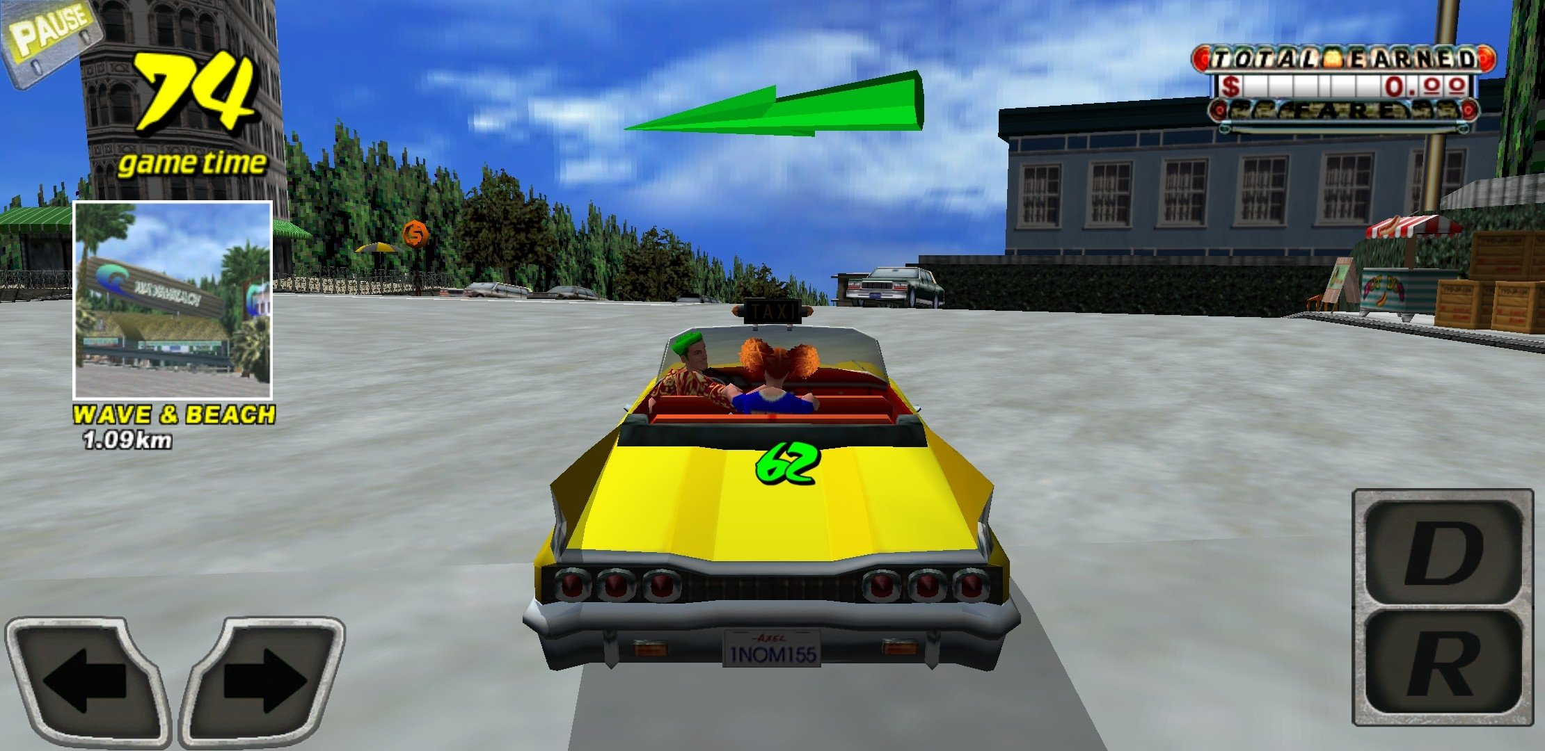 Crazy Taxi Android image 8