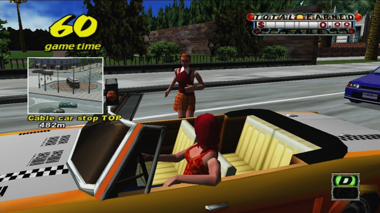 Crazy Taxi image 8