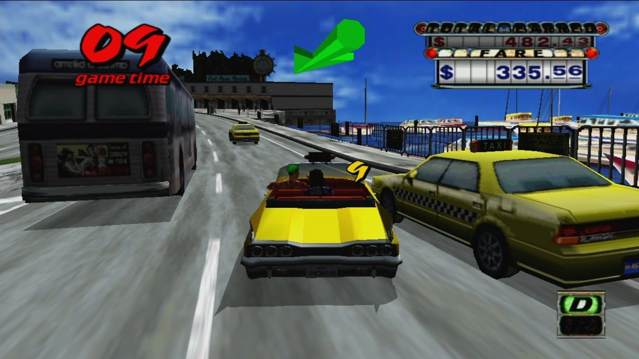 crazy taxi 4 free download for pc