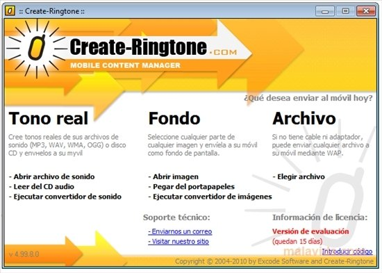 Create-Ringtone image 4