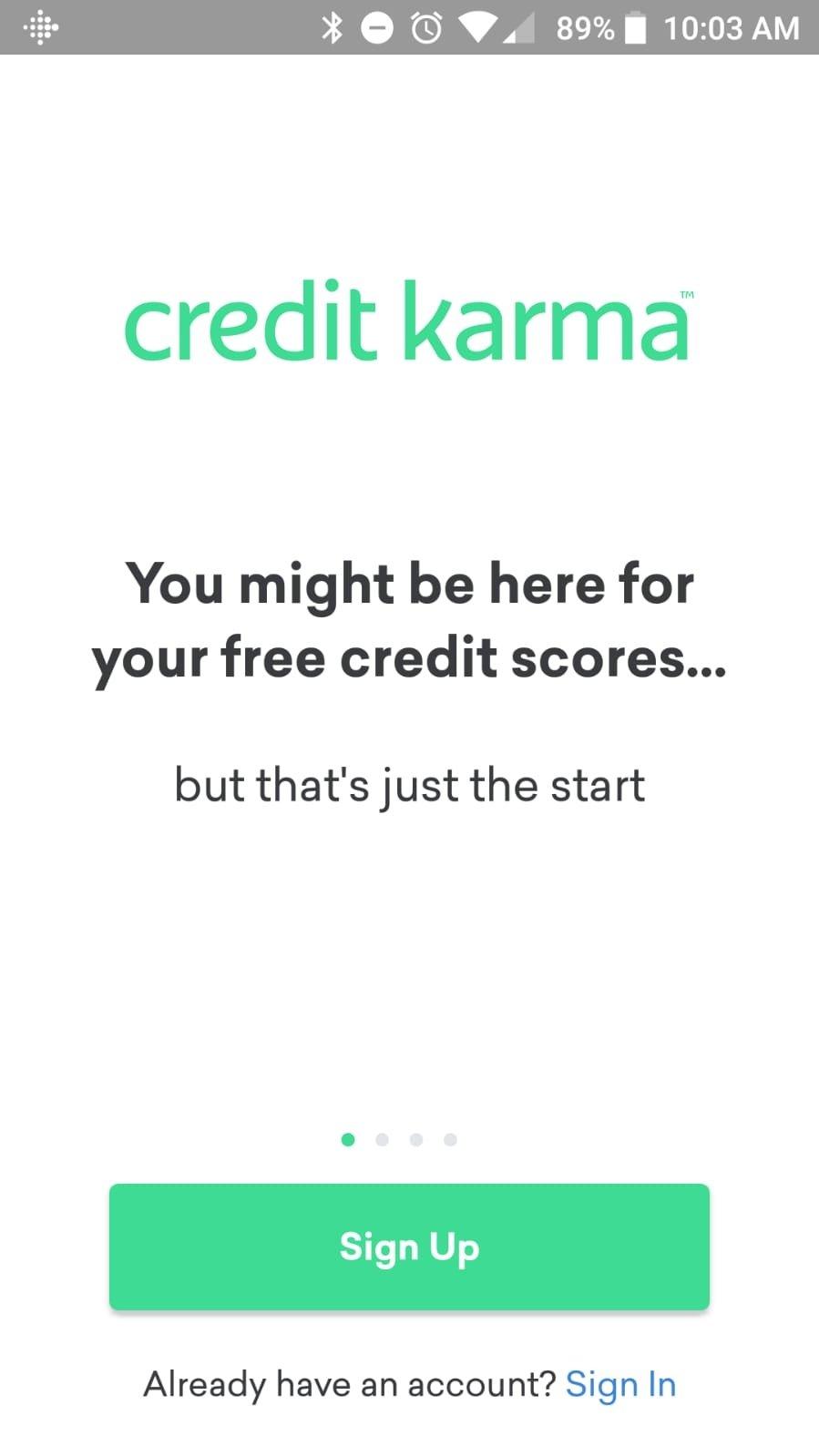 Credit Karma Android image 5