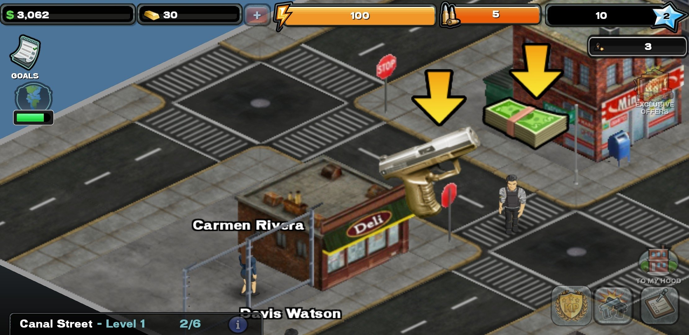 Crime City Android image 5