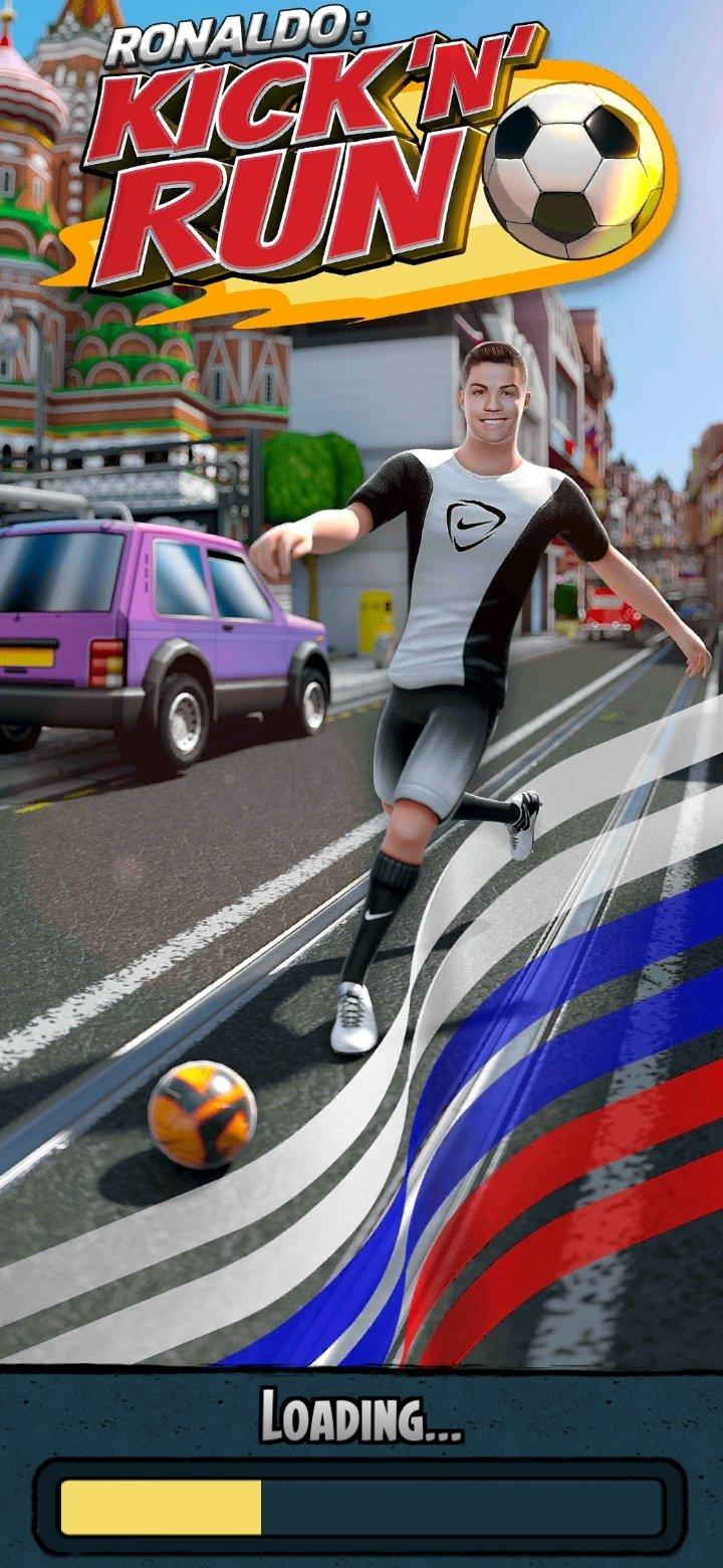 Cristiano Ronaldo: Kick'n'Run Android image 5