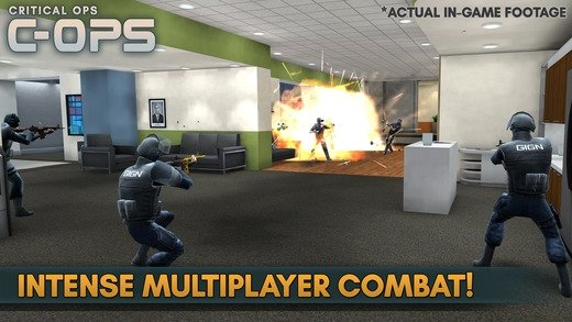 Critical Ops iPhone image 5