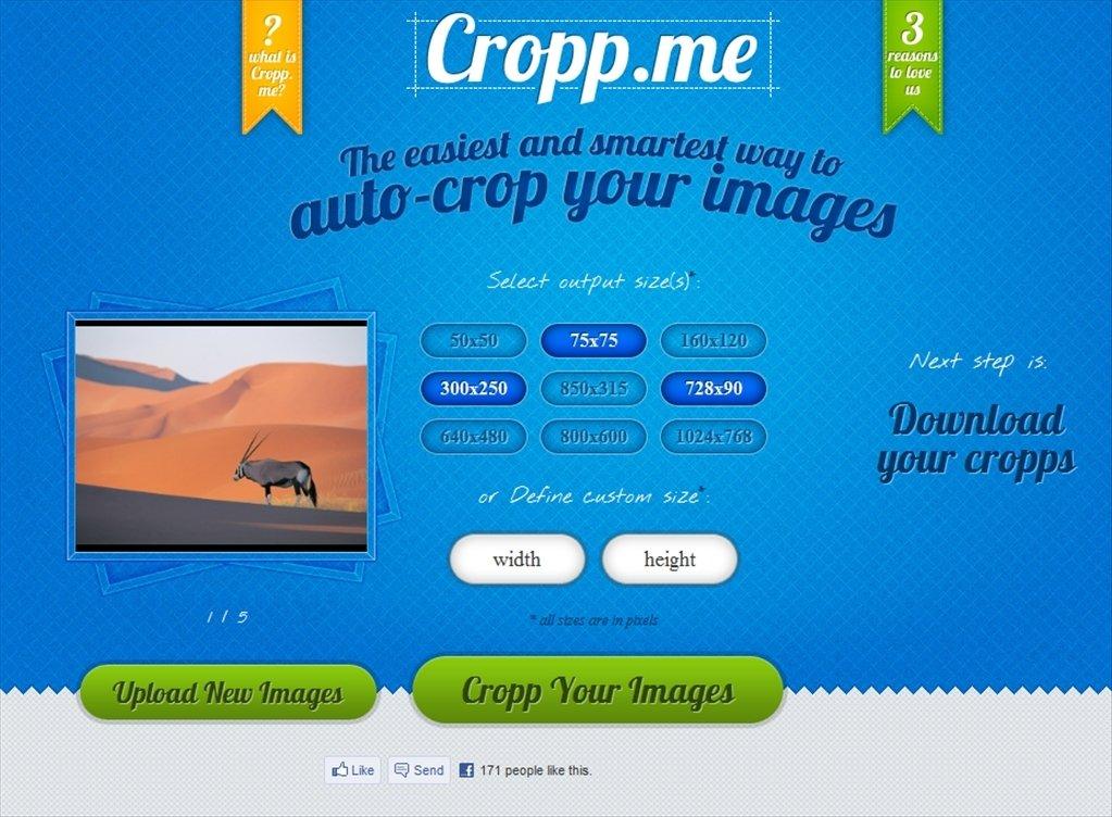 Cropp.me Webapps image 3