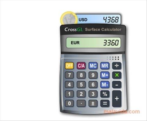 CrossGL Surface Calculator image 3