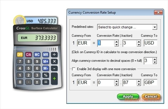 Calculadora de Divisas   Cinco Días