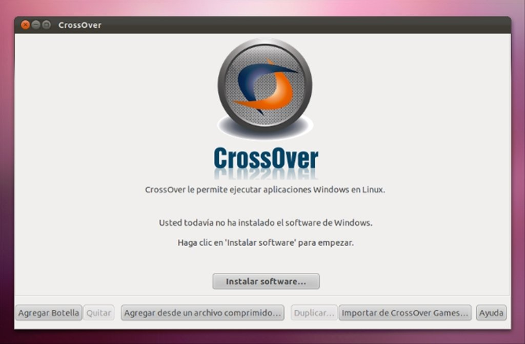 CrossOver Linux image 8