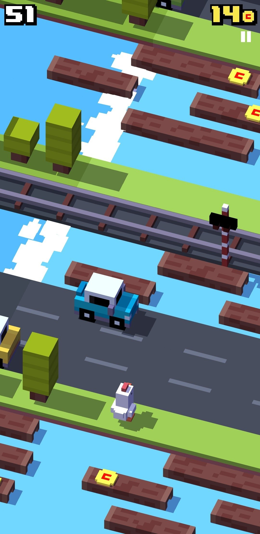 Crossy Road Android image 5