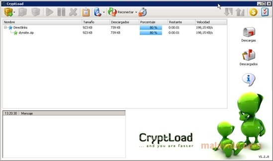 CryptLoad 1.1.8