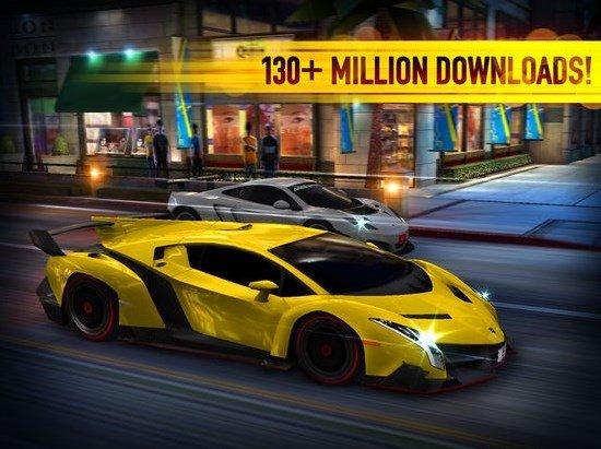 CSR Racing iPhone image 5