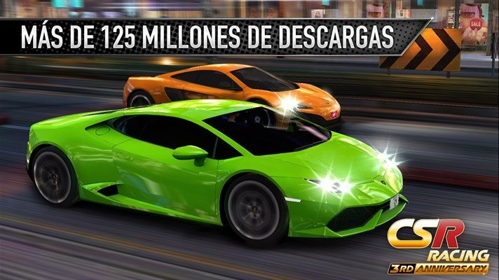 CSR Racing 5 0 1 - Download for PC Free