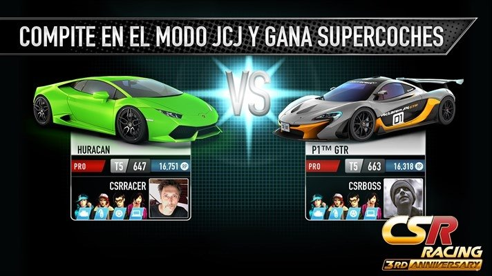 Csr racing 5. 0. 1 download for pc free.