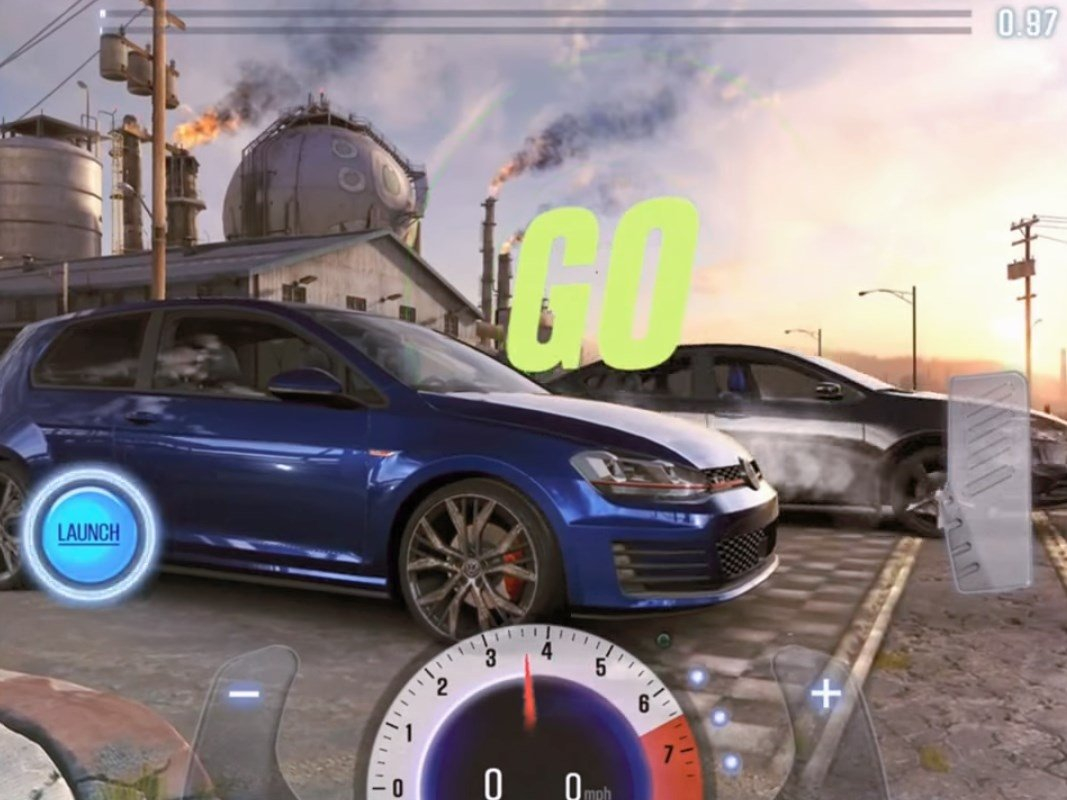 csr racing 2 official apk download