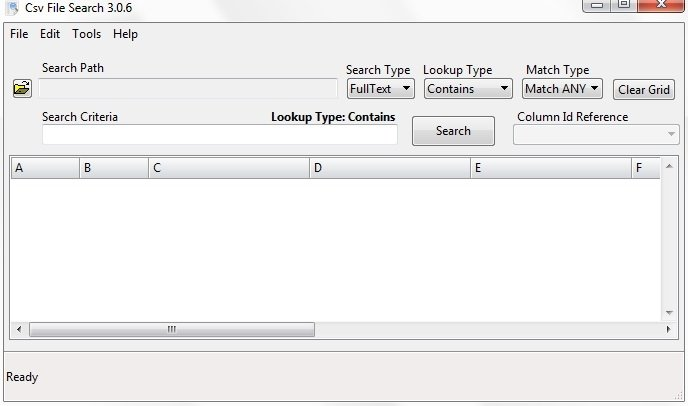 Csv File Search image 3