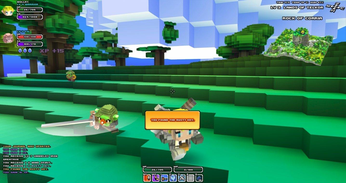 download cube world per mac