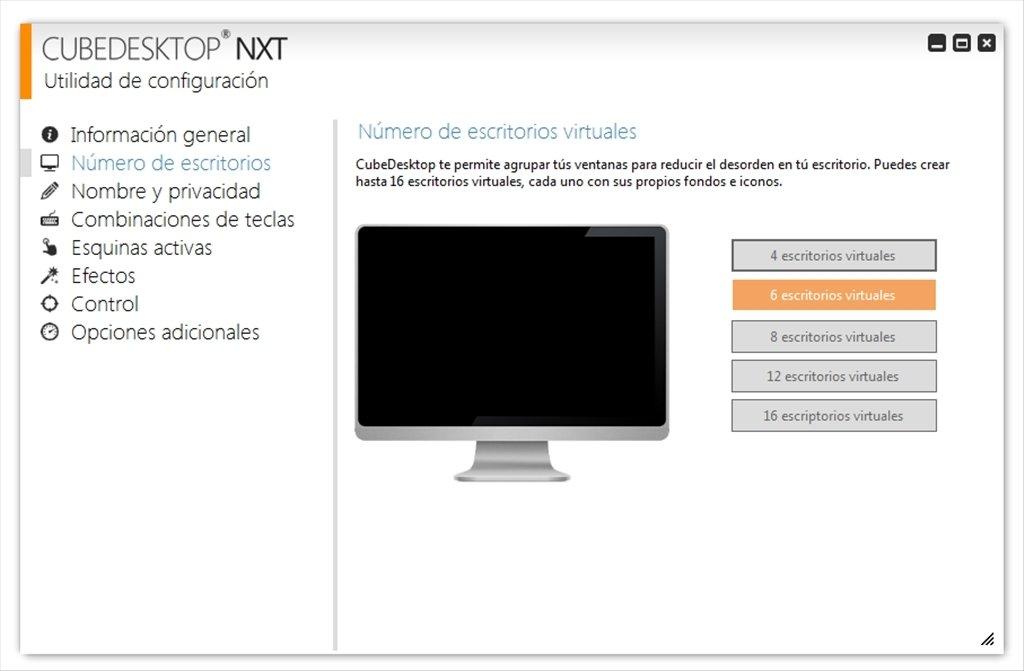 CubeDesktop image 7