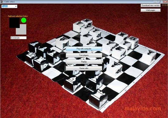 Cubic chess image 4