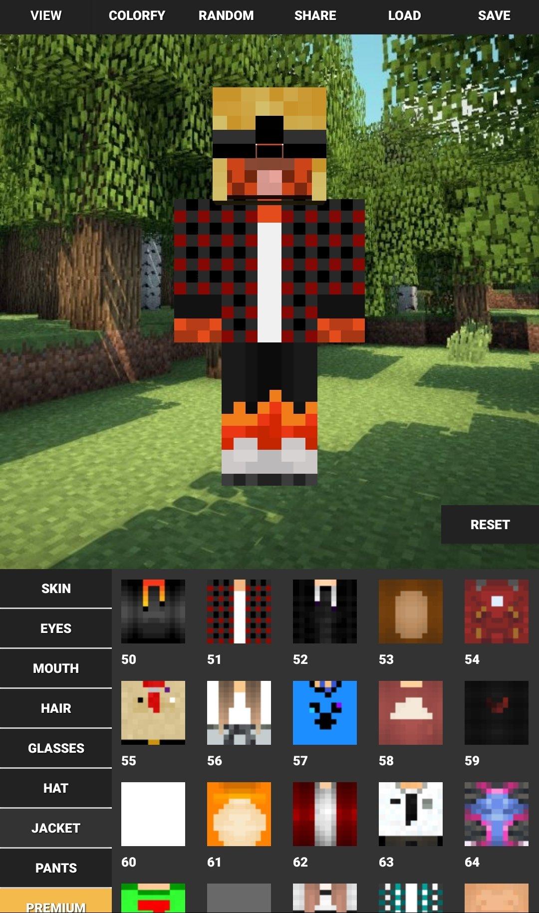 Custom Skin Creator For Minecraft 11.11 - Baixar para Android APK