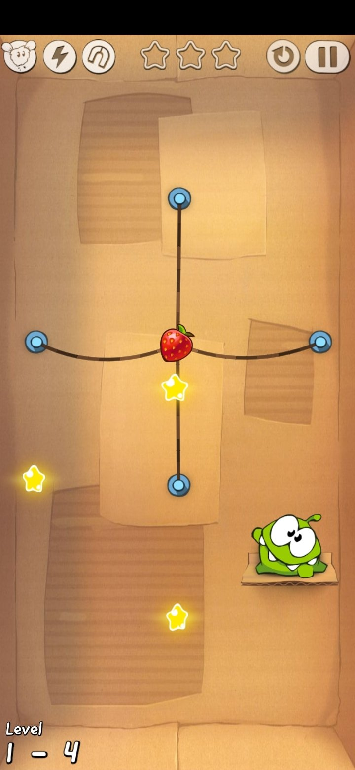 Cut the Rope Android image 8