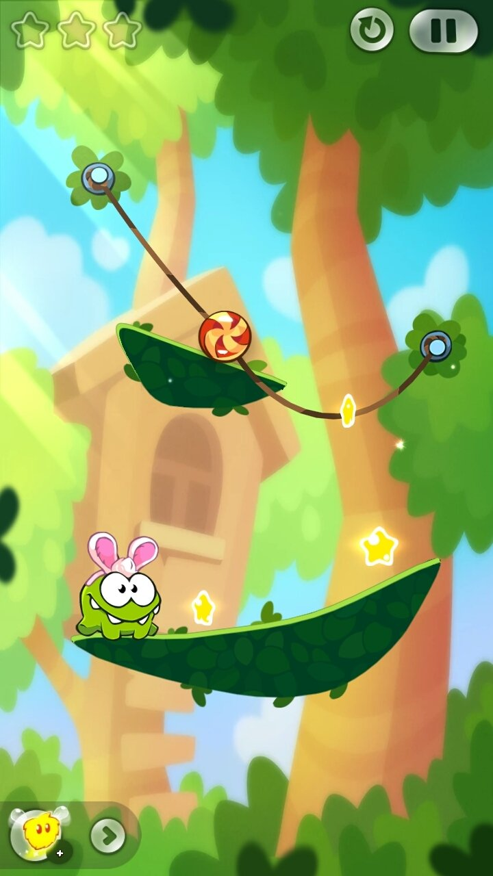 Cut the Rope 2 Android image 5