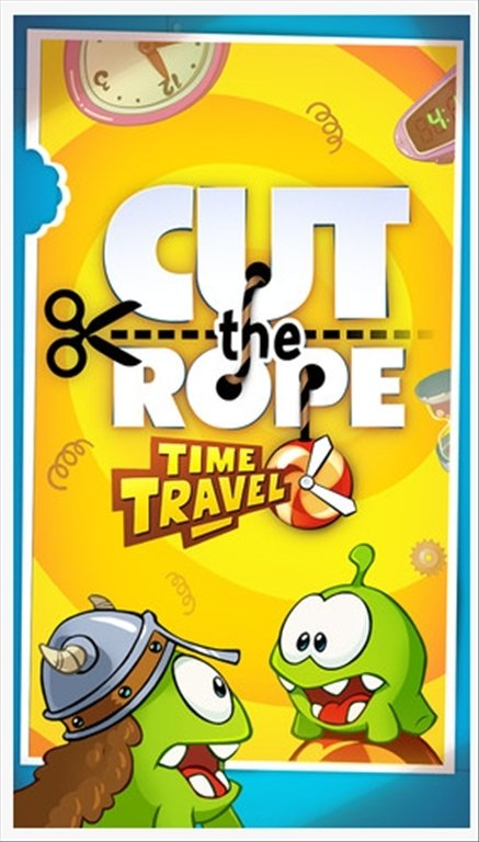 Cut the Rope: Time Travel iPhone image 5