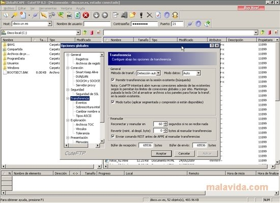 cuteftp server download