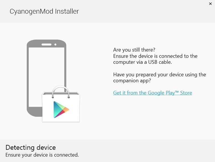 CyanogenMod Installer - Download for PC Free