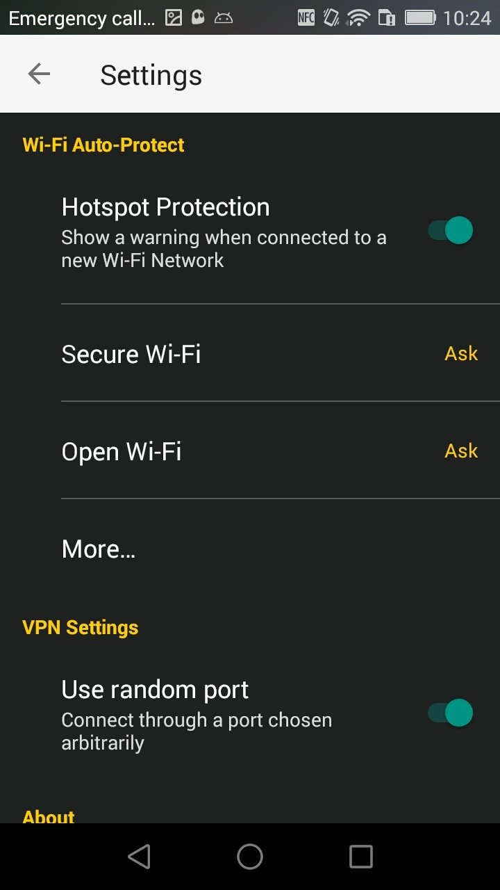 CyberGhost VPN 7 2 0 160 4351 - Download for Android APK Free