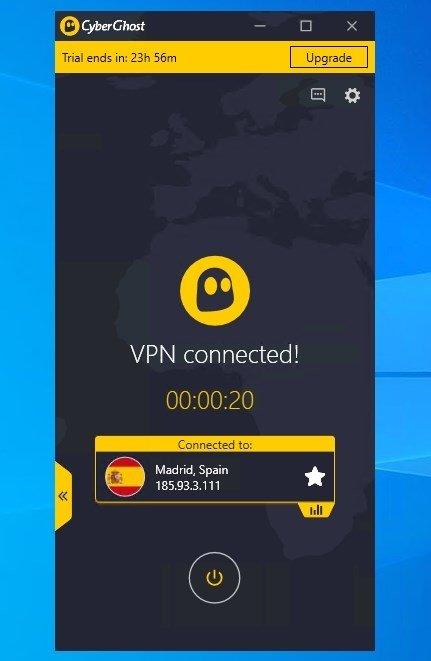 cyberghost vpn free download for windows xp