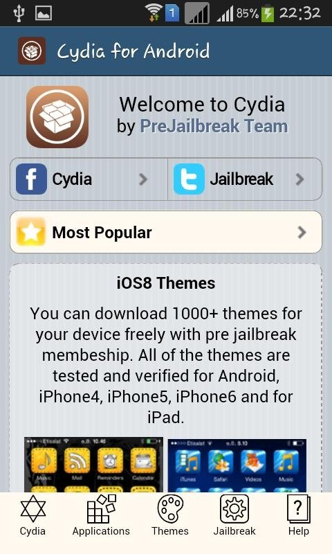 Cydia Substrate Android image 2