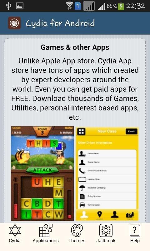 скачать cydia на андроид