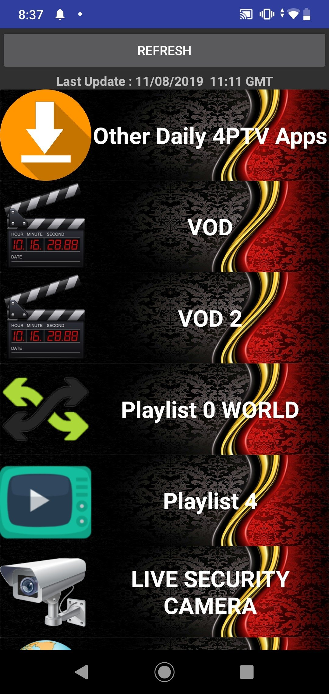 Daily 4PTV V12 - Download for Android APK Free
