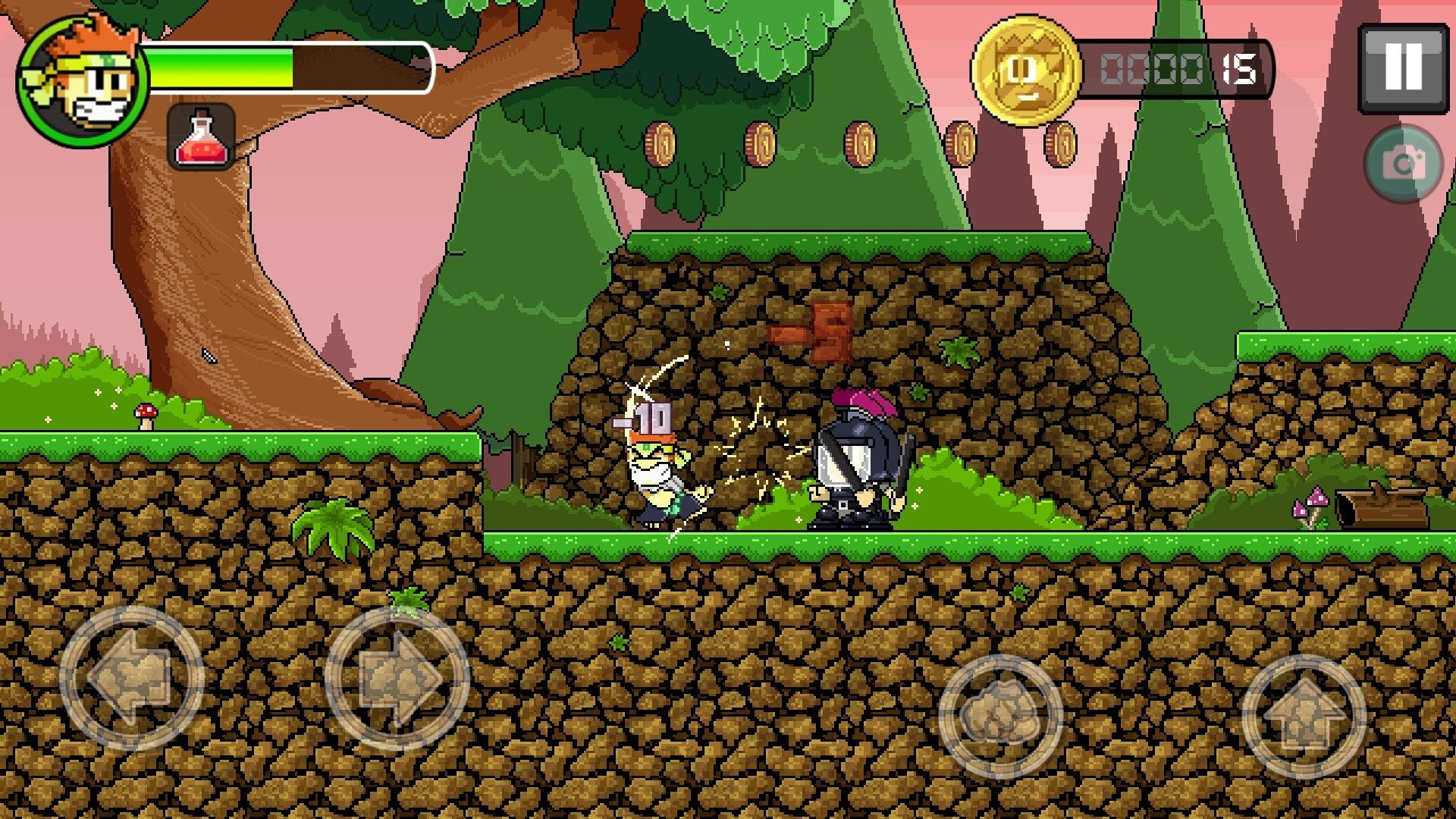 Dan the Man: Action Platformer 1 3 01 - Download for Android