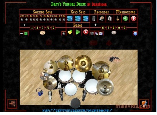 danys virtual drum 2 gratuit