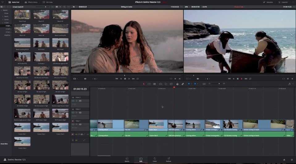 davinci resolve 15 free download windows