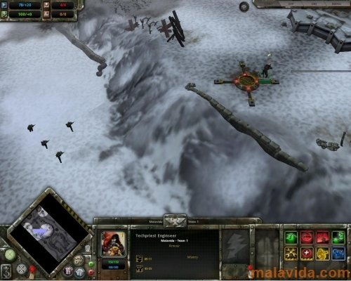 Warhammer 40,000: Dawn of War Winter Assault image 4