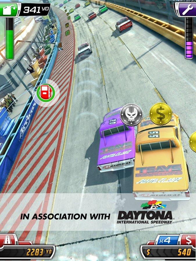 Daytona Rush Android image 4