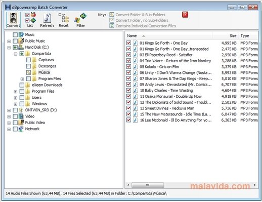 Download dBpoweramp Music Converter 16.5 for PC - Free ... dBpoweramp Music Converter image 4 Thumbnail