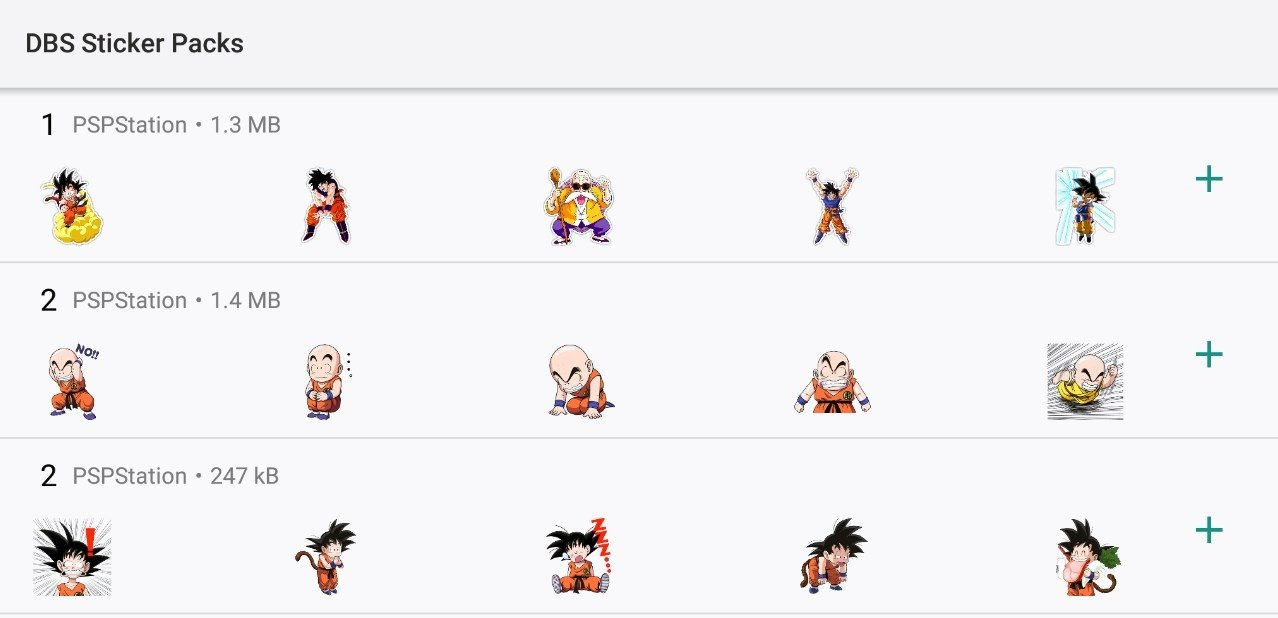 Dbs stickers dragon ball stickers for whatsapp android