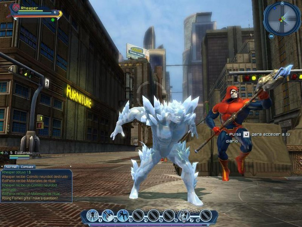 DC Universe Online - Download for PC Free