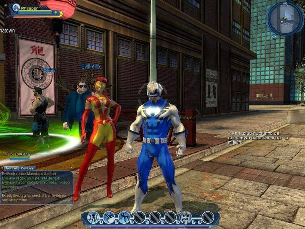 dc universe online free to play pc