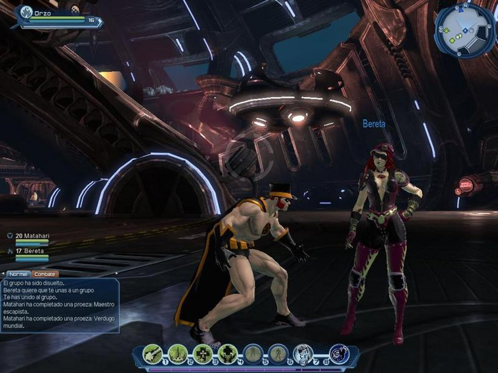 Trucos para DC Universe Online