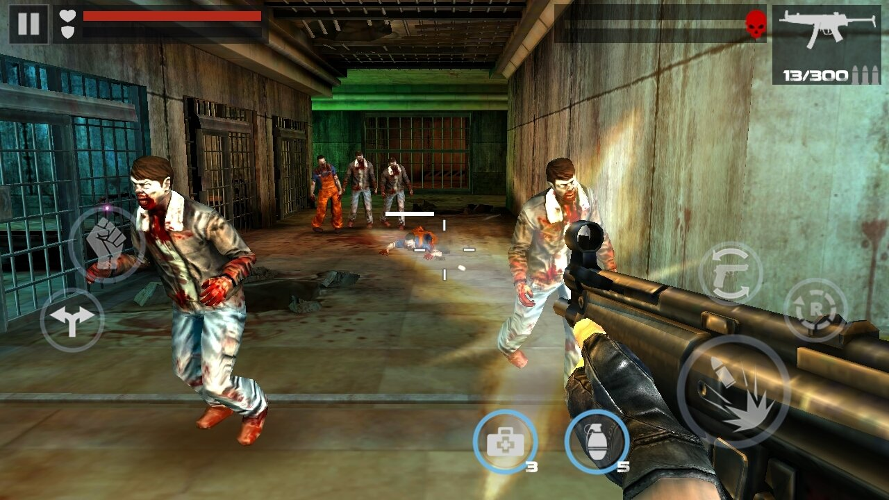 zombie games to download