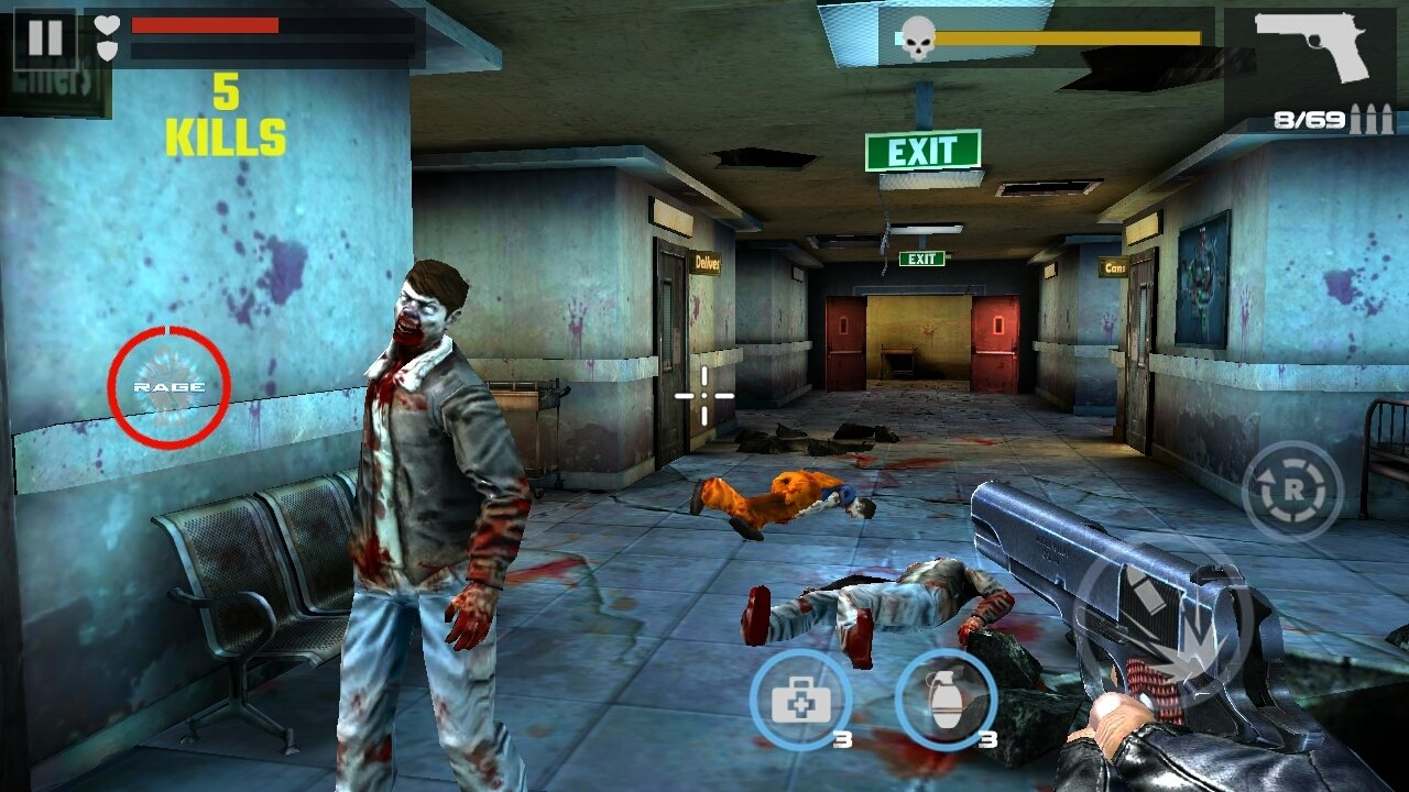 Dead Target Zombie 4 43 1 2 Download For Android Apk Free