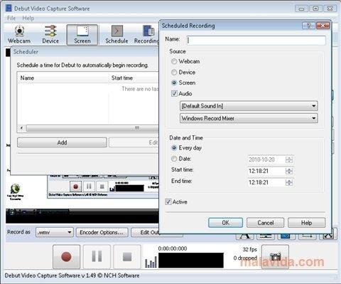 debut video capture download full version
