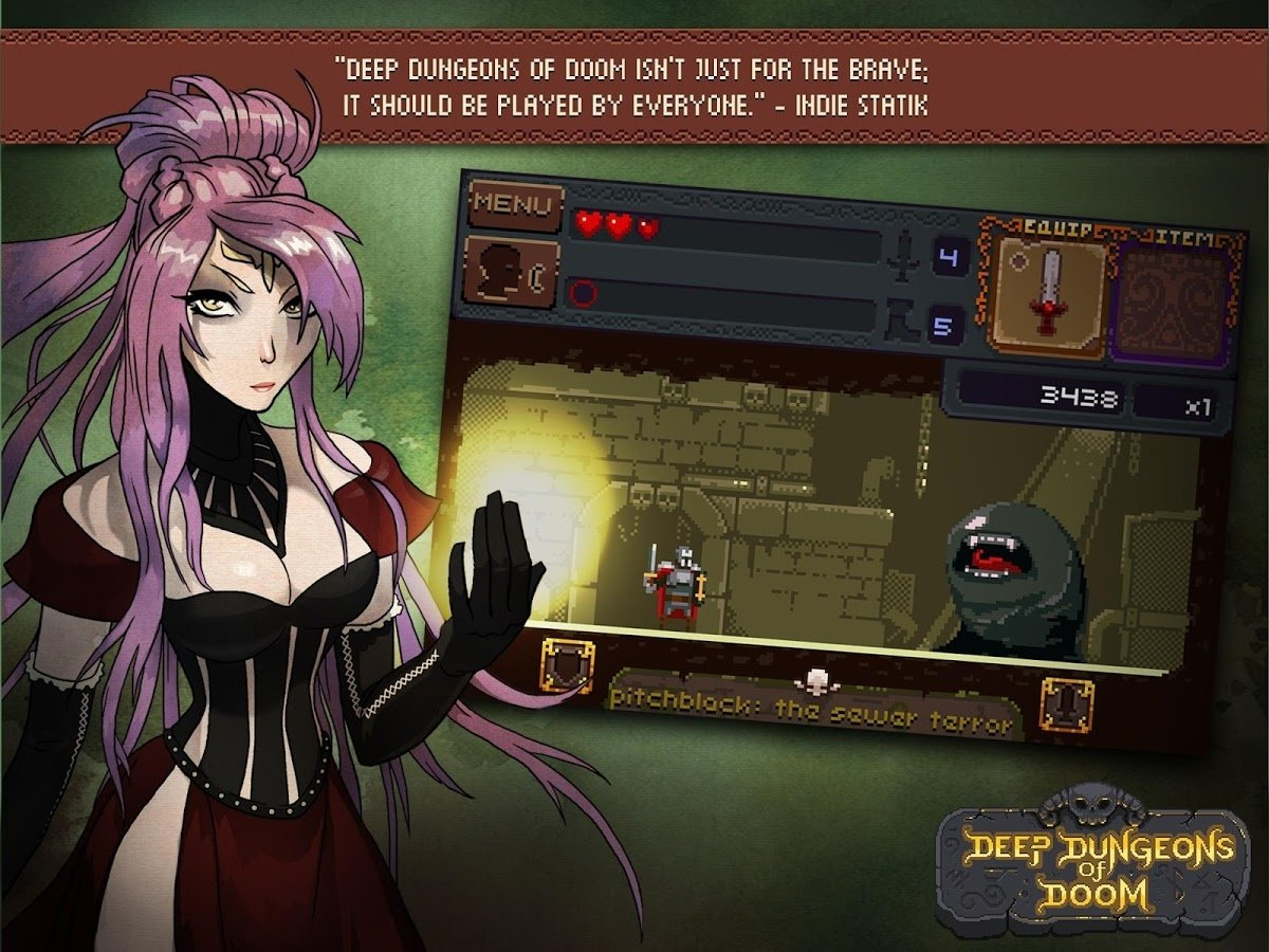 Deep Dungeons of Doom 1 1 1 - Download for Android APK Free