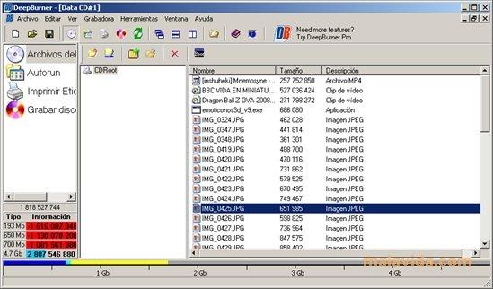 DeepBurner Free image 6